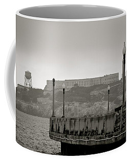 Alcatraz-the Rock Coffee Mug