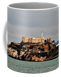 Alcatraz Island - The Rock Coffee Mug