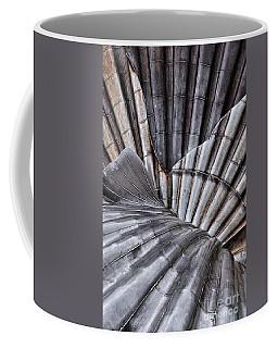 Aldeburgh Shell Abstract Coffee Mug