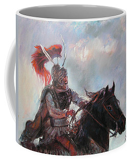 Alexander The Great  Coffee Mug