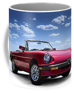 Alfa Spider Coffee Mug