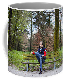 Alfie Coffee Mug
