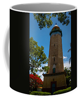 Alhambra Water Tower Of Coral Gables Coffee Mug