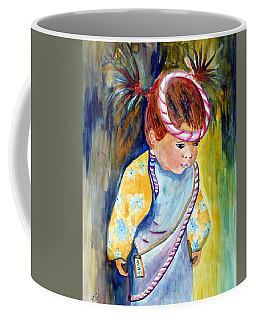 Ali Learns To Bow Coffee Mug