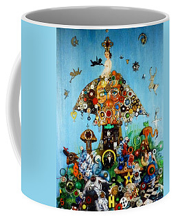 Alice In Blunderland Coffee Mug