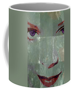 Alice In Green Coffee Mug