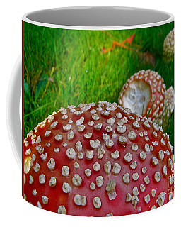 Alice's Shrooms Coffee Mug