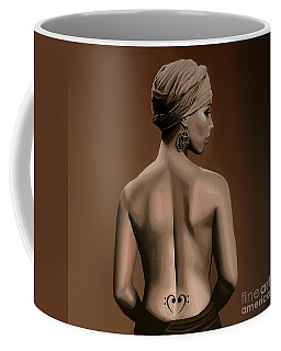 Alicia Keys  Coffee Mug