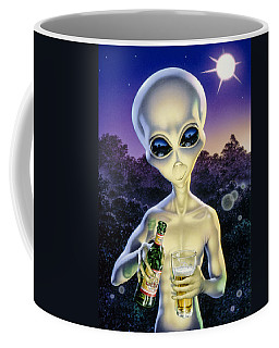 Alien Brew Coffee Mug