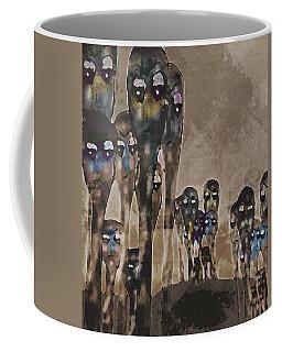 Alien Harvest Coffee Mug