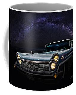 Alien Lincoln Roswell Saturday Night Coffee Mug