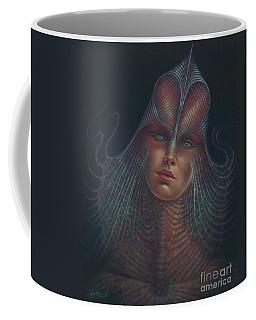 Alien Portrait Il Coffee Mug