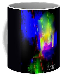 Alive Abstract Coffee Mug