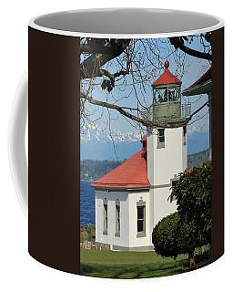 Alki Lighthouse Coffee Mug