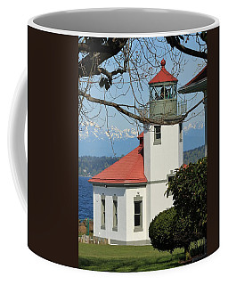 Alki Lighthouse Coffee Mug