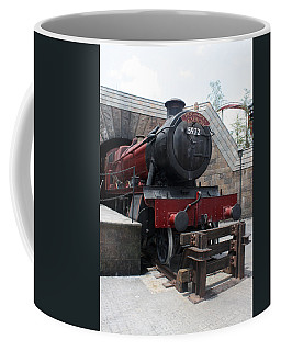 All Aboard Coffee Mug by David Nicholls