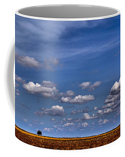 All By Myself Coffee Mug by Steven Reed