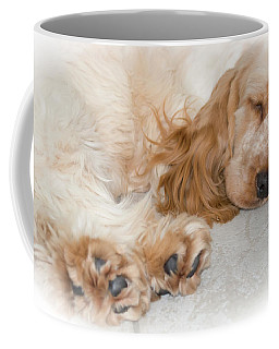 All Feet And Ears Coffee Mug