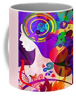 All Her Wonder 2 Coffee Mug