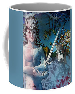 All I Need Is A Unicorn  Coffee Mug