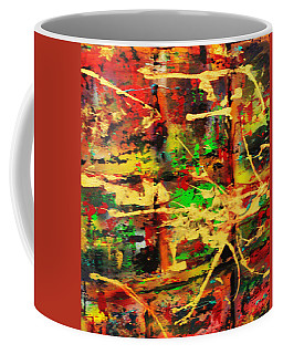 All Its Glitters Is Not Gold Coffee Mug