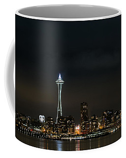 All Lit Up Coffee Mug