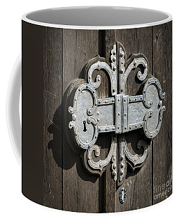All Locked Up Coffee Mug