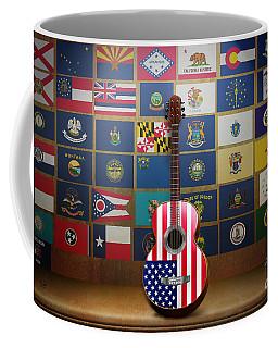 All State Flags Coffee Mug
