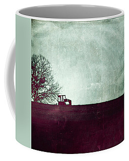 All That's Left Behind Coffee Mug by Trish Mistric