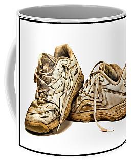 All Worn Out Coffee Mug