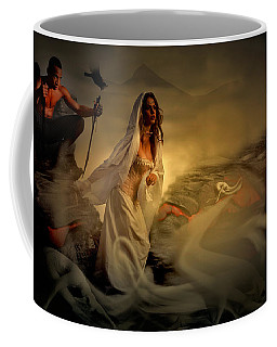 Allegory Fantasy Art Coffee Mug