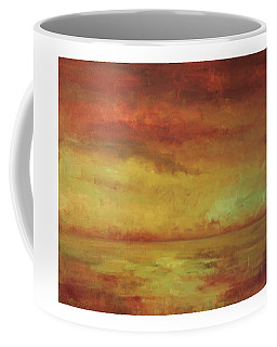 Coffee Mug featuring the painting Allegro by Mary Wolf