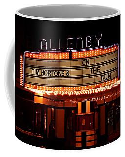 Allenby Theatre 1215 Danforth Coffee Mug