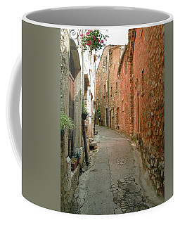 Alley In Tourrette-sur-loup Coffee Mug