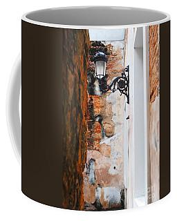 Alley Of Jail Coffee Mug