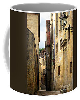 Alleys Of Sarlat Coffee Mug by Suzanne Oesterling
