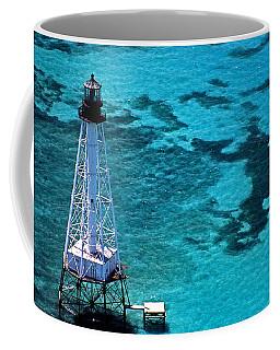 Alligator Reef Lighthouse Coffee Mug