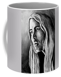 Coffee Mug featuring the painting Allman by Blake Emory