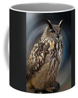 Almeria Wise Owl Living In Spain  Coffee Mug