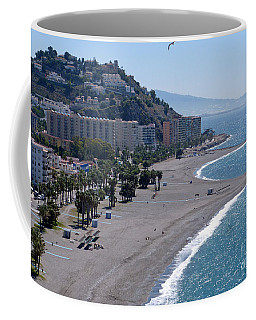 Almunecar Beach - Andalucia - Spain Coffee Mug
