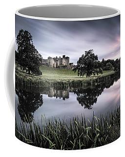 Alnwick Castle Sunset Coffee Mug