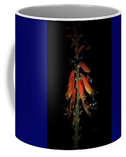 Coffee Mug featuring the photograph Aloe Flower by Leticia Latocki