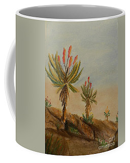 Aloes Coffee Mug