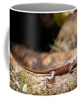Aloha Anole   Coffee Mug