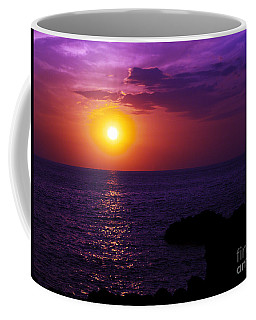 Aloha I Coffee Mug by Patricia Griffin Brett