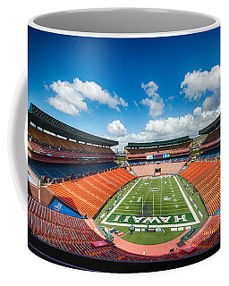Aloha Stadium Coffee Mug