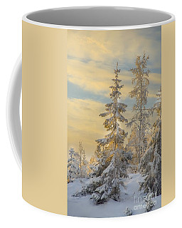 Alone But Strong Coffee Mug by Rose-Maries Pictures