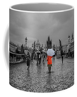 Alone In The Crowd Coffee Mug