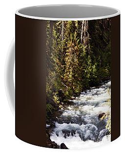 Along American River Coffee Mug