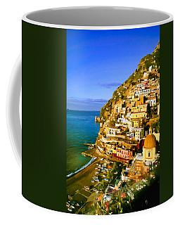 Along The Amalfi Coast Coffee Mug